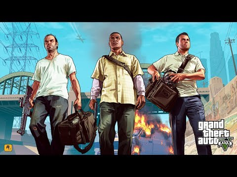 GTA 5 Pelicula Completa Full Movie