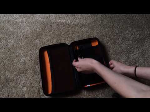 A look at AmazonBasics Universal Travel Case for Small Electronics and Accessories