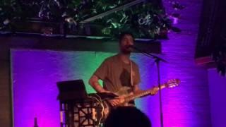 Joseph Arthur, Ashes Everywhere, Colectivo Coffee, Milwaukee, WI 9/24/16