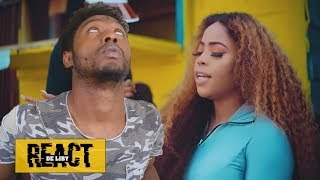 Blanche Bailly   Argent (Official Video) | REACTION