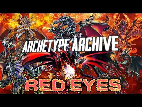 Archetype Archive - Red-Eyes