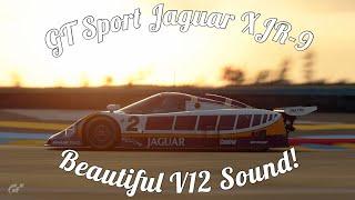 GT Sport Jaguar XJR-9 Gameplay! Just Like I Remember!