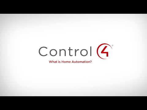 What is Home Automation? An Overview from Control4
