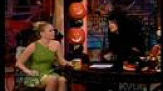 <b>Melissa Joan Hart </b>at The Caroline Rhea Show 1
