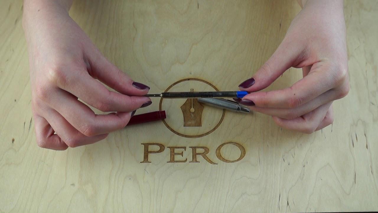 Ручка Parker JOTTER Standart New Red BP 78 032R