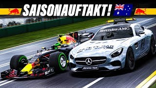 F1 2017 KARRIERE S4E01 – Melbourne, Australien GP | Let's Play Formel 1 4K Gameplay German