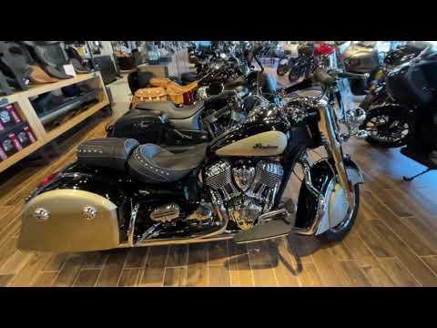 2021 Indian Springfield® in Muskego, Wisconsin - Video 1
