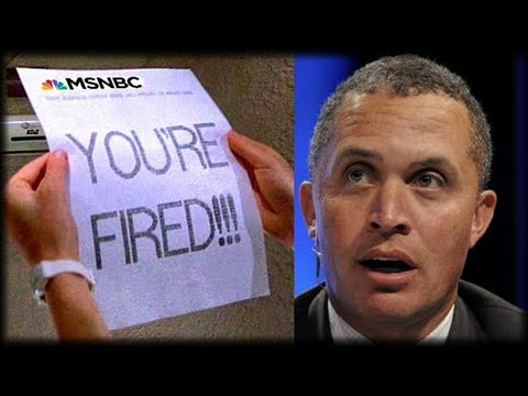 YOU'RE FIRED! FORMER DEMOCRAT CONGRESSMAN AND REGULAR MSNBC GUEST FIRED FOR ALLEGED MISCONDUCT