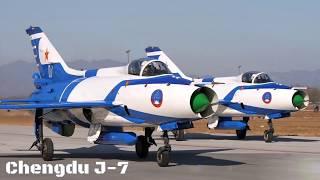 군사 -  중국의 공군력을 고화질 영상으로 살펴 본다 - 과연 짝퉁 중국의 공군력은?