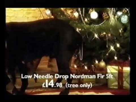 B&Q Christmas Advert UK 2002