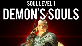 How to be OP and SL1 Demon's Souls