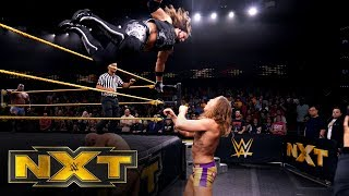 Three of NXT's top Superstars look to defend their turf against AJ Styles, Karl Anderson & Luke Gallows in NXT's main event.  #WWENXT  GET YOUR 1st MONTH of WWE NETWORK for FREE: http://wwe.yt/wwenetwork --------------------------------------------------------------------- Follow WWE on YouTube for more exciting action! --------------------------------------------------------------------- Subscribe to WWE on YouTube: http://wwe.yt/ Check out WWE.com for news and updates: http://goo.gl/akf0J4 Find the latest Superstar gear at WWEShop: http://shop.wwe.com --------------------------------------------- Check out our other channels! --------------------------------------------- The Bella Twins: https://www.youtube.com/thebellatwins UpUpDownDown: https://www.youtube.com/upupdowndown WWEMusic: https://www.youtube.com/wwemusic Total Divas: https://www.youtube.com/wwetotaldivas ------------------------------------ WWE on Social Media ------------------------------------ Twitter: https://twitter.com/wwe Facebook: https://www.facebook.com/wwe Instagram: https://www.instagram.com/wwe/ Reddit: https://www.reddit.com/user/RealWWE Giphy: https://giphy.com/wwe