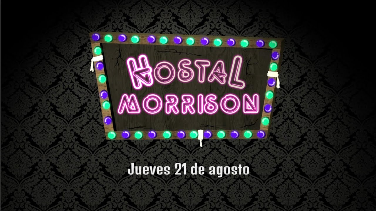 Hostal Morrison The Clinic dvds en Kioskos!