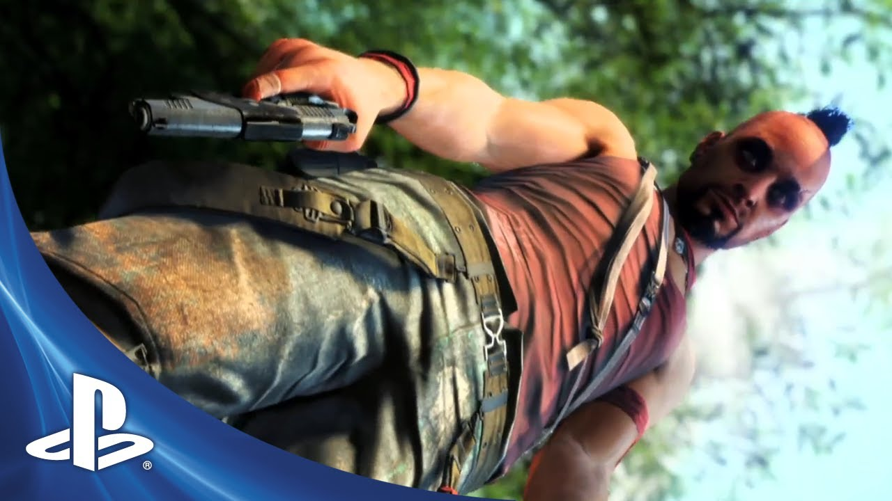 Far Cry 3's High Tides DLC Sails to PS3 in January