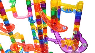 How to Build Marble Run EXTREME Set, Marble Genius