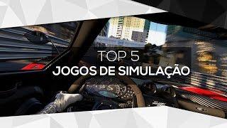 Top 5 Jogos de Simulação para PC [2017]