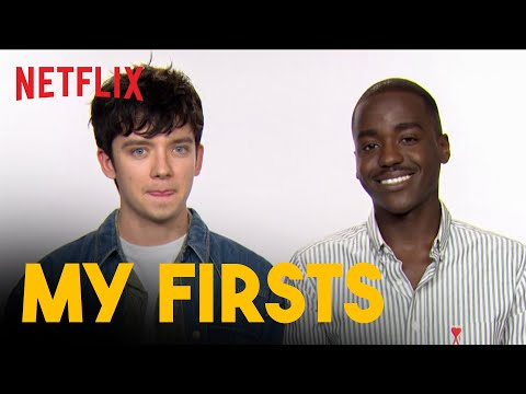 Our First Time ft. Asa Butterfield and Ncuti Gatwa | Sex Education| Netflix India