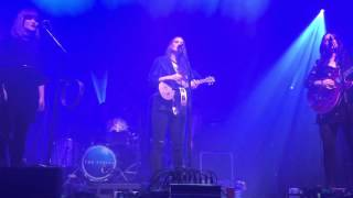The Staves / Make It Holy - 26/10/15 The Old Fruitmarket, Glasgow