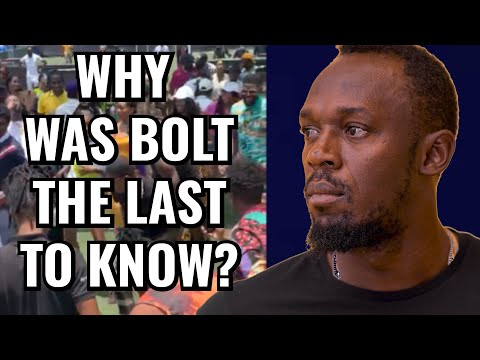 How Usain Bolt Tested Positive for Covid-19 After Having Star Studded Party & Was The Last To Know