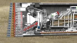La Fresa più grande del mondo: The Tunnel Boring Machine | Kholo.pk
