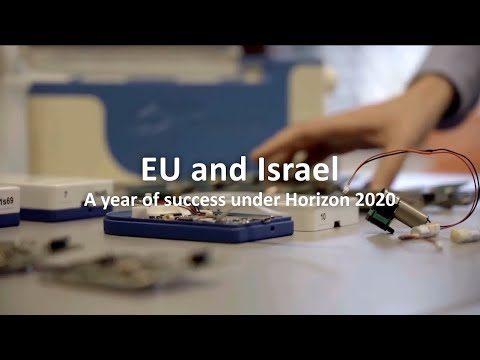 EU and Israel: A Year of Success Under Horizon 2020