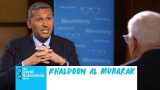 The David Rubenstein Show: Khaldoon Al Mubarak