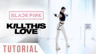 Learn BLACKPINK's new comeback 'Kill This Love' chorus with Ellen's detailed explanation! Covers coming soon :)  Follow us on Instagram and subscribe to our YouTube channel!  Ellen Min - https://instagram.com/ellenmint_  Brian Li - https://instagram.com/briankevli Our couple account: https://instagram.com/eebeelife  Facebook: https://www.facebook.com/EllenandBrian/  Twitter: https://twitter.com/EllenxBrian Discord: https://discord.gg/EllenandBrian Twitch: https://twitch.tv/EllenandBrian Bilibili: Ellen和Brian https://space.bilibili.com/399114140 Weibo: Ellen和Brian https://www.weibo.com/u/7030512687  This video is mirrored so you should watch it as if you're looking at yourself in the mirror. You can also follow what I say in terms of the direction (left/right). Feel free to change up the speed of this video depending on your personal preference by adjusting it in the YouTube settings and repeat the parts based on your own learning pace.   Timestamps: 0:19 Chorus explanation 5:48 Chorus w/ counts 6:18 Chorus w/ 0.75x speed 6:48 Chorus  w/ full speed!  -----------  #BLACKPINK #KillThisLove #EllenandBrian Disclaimer: We do not own any of the music or choreography. FTC: This video is not sponsored.