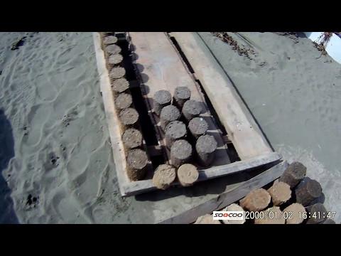 Бесплатные дрова! Станок для биотоплива!!!