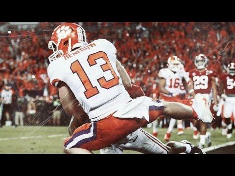 || Alabama vs Clemson The Epic Trilogy 2017 ||