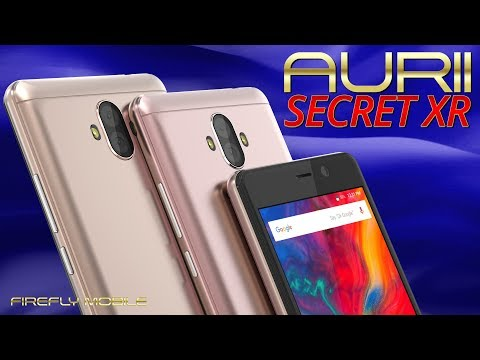 Firefly Mobile AURII SECRET XR - Explore Greatness!