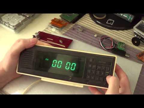 часы Электроника 7 21 01 ремонт