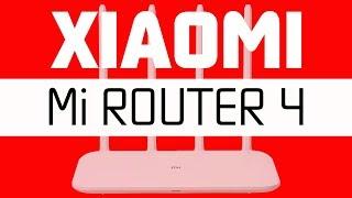 Как Настроить Роутер Xiaomi Mi Wi-Fi Router 4 с телефона - Обзор и Настройка Xiaomi Mi Router 4