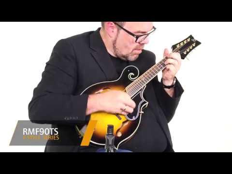 ORTEGA RMF90TS Akustická mandolína