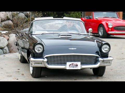 Video of '57 Thunderbird - OJH9