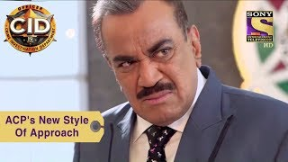 Your Favorite Character | ACP's New Style Of Approach | CID