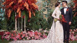 Viral Pernikahan Keluarga Cayadi, Sang Kakak Punya Cerita Sama, Menikah di Borobudur dan Masuk MURI