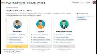 Идентификация счёта Яндекс.Деньги в Украине