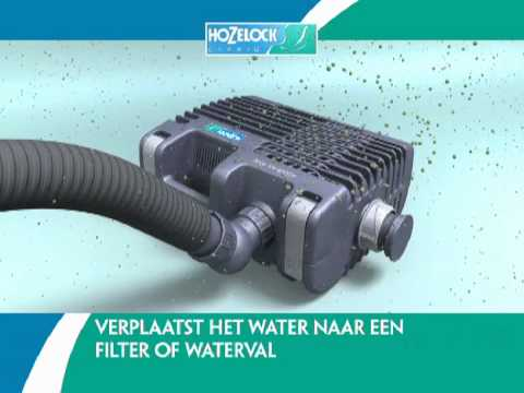 Hozelock Aquaforce vijverpomp