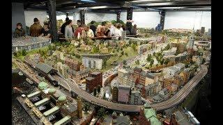#360Video: Das Miniatur Wunderland in Hamburg