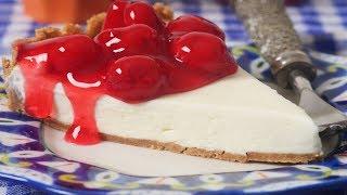 No Bake Cheesecake Recipe Demonstration – Joyofbaking.com