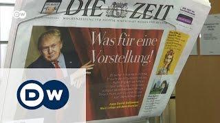Что немцы думают о Дональде Трампе на самом деле