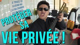 Protéger sa vie privée ! Le rire jaune
