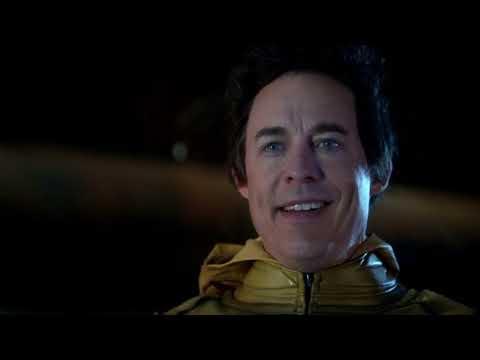 Flash- Fast enough Eobard Thawne death