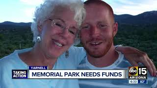 Yarnell Memorial Park needs funds