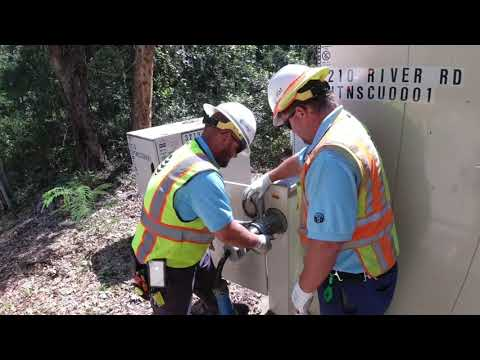 AT&T Deploys Generators on John's Island in Response to Hurricane Dorian | AT&T-youtubevideotext