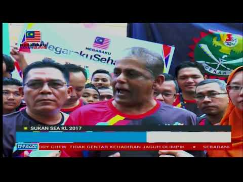 PSSCM Zahirkan Sokongan Sepenuhnya Buat Atlet Silat Negara Dalam Sukan SEA KL 2017