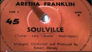 Soulville ~ Aretha Franklin