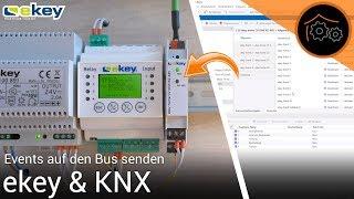 ekey-Tutorial #2: KNX-Integration | haus-automatisierung.com [4K]