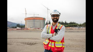 Raising the Roof: Another LNG Canada Milestone is Achieved in Kitimat