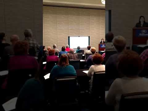 "Full House during our ""Retiring in the New Reality"" Workshop (2 of 2)"